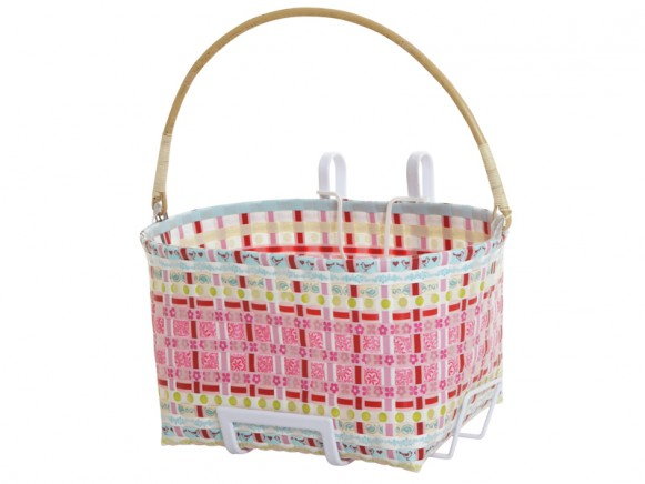 """Large bicycle basket """"Mia"""" by Overbeck & Friends"""