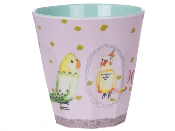 Overbeck and Friends Melamine cup COCO 1