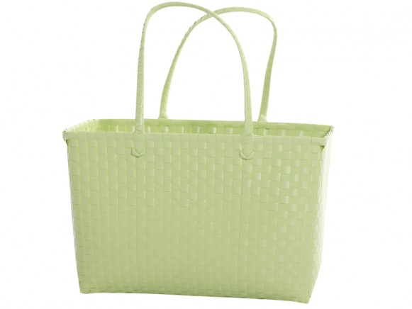 Overbeck and Friends bag pastel mint