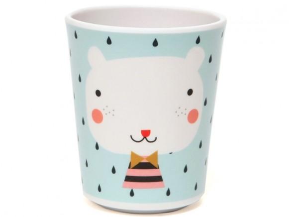 Petit Monkey melamine cup BEAR