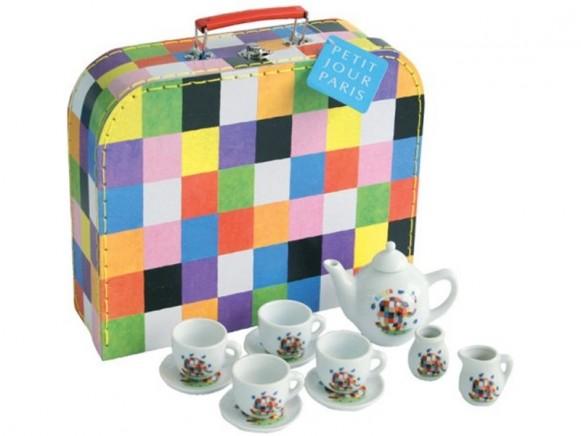 Petit Jour Porcelain Tea Set ELMER B-STOCK