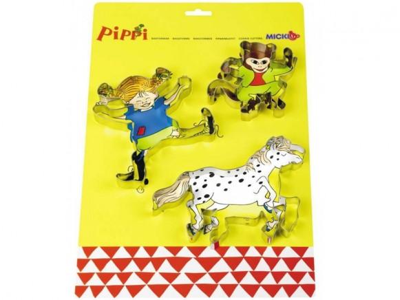 Pippi Longstocking cookie set