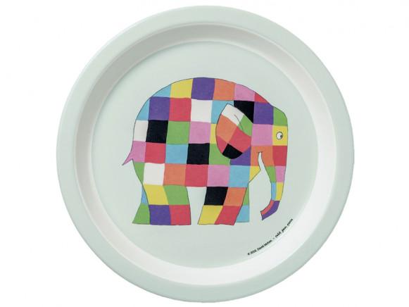 Petit Jour Melamine Baby Plate ELMAR