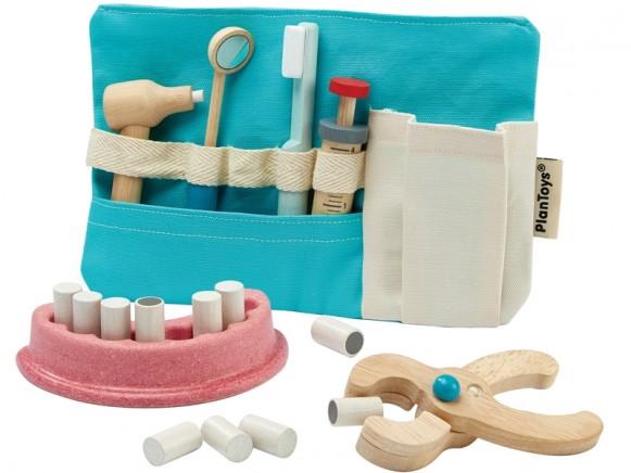 Plantoys Dentist Set