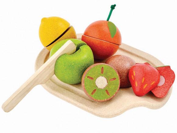 Plantoys Assorted Fruit Set