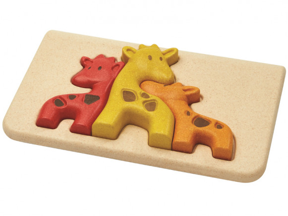 PlanToys Puzzle GIRAFFES