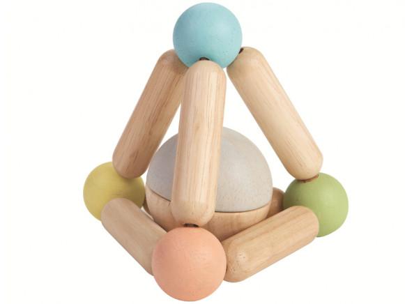 PlanToys Baby Toy Pyramid PASTEL