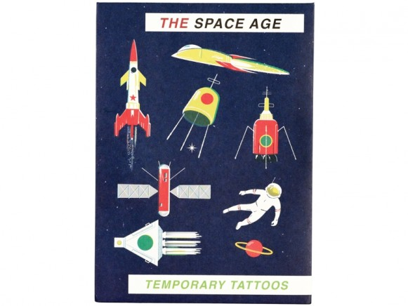 Rex London Tattoos SPACE AGE
