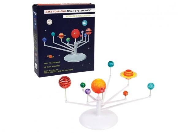 Rex London DIY Model SOLAR SYSTEM