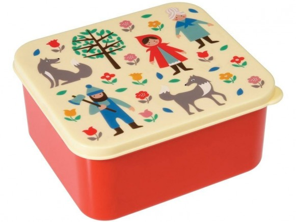 Lunchbox Red Riding Hood