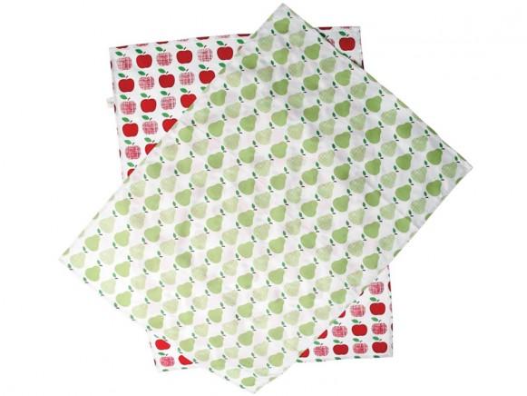 Rexinter tea towel apples