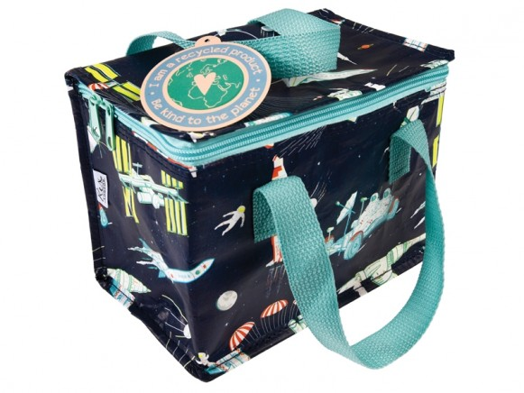 Rex London lunch bag SPACE AGE
