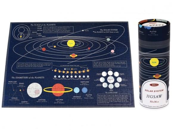 Rex London Puzzle SOLAR SYSTEM