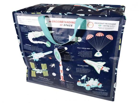 Rex London Jumbo storage bag SPACE AGE