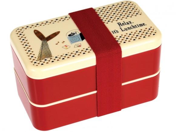 Rex London Large Bento Box MODERN MAN