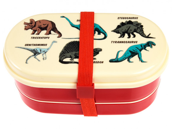 Rex London Bento Box DINOSAUR