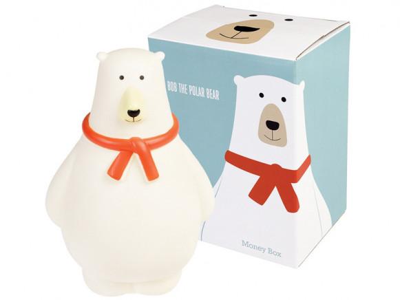 Rexinter Money Box BOB the POLAR BEAR