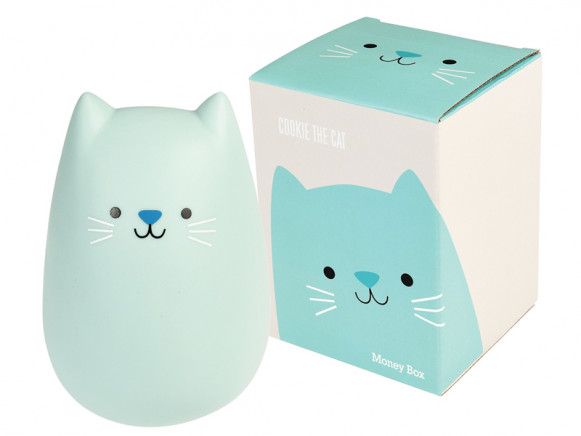 Rexinter Money Box COOKIE the CAT