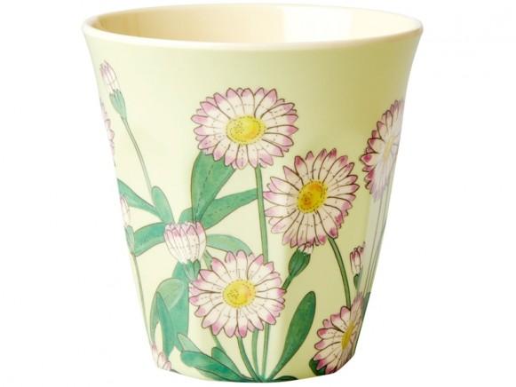 RICE Melamine Cup DAISY