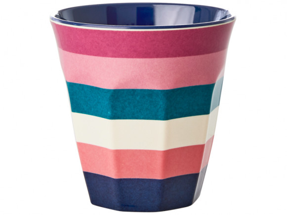 RICE Melamine Cup STRIPES