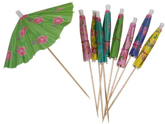Jumbo paper parasol sticks by RICE