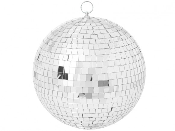 RICE disco ball