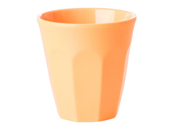 RICE Melamine Espresso Cup apricot