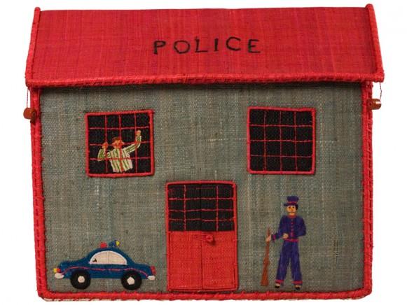 Krimskramskiste Polizeistation von RICE
