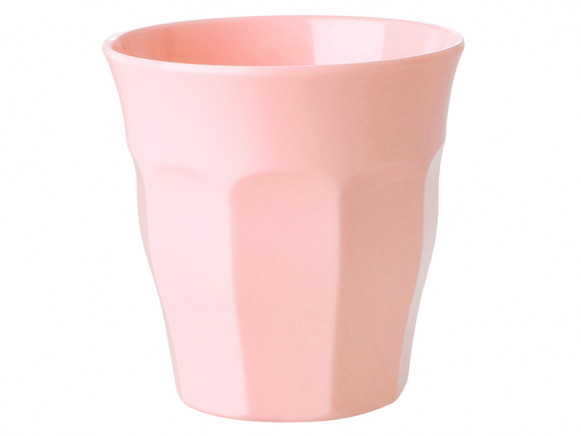 RICE Small Melamine Cup pastel pink