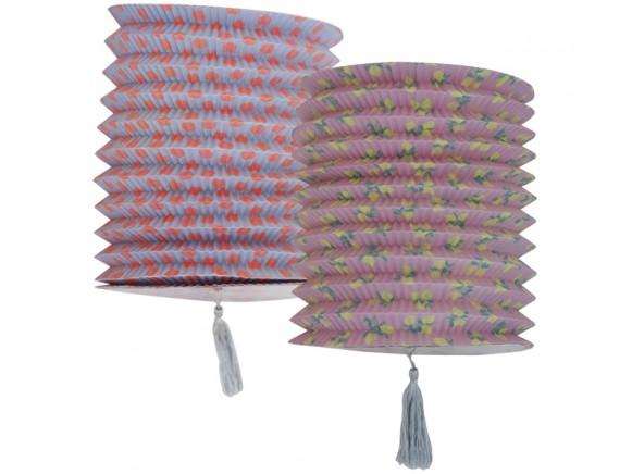 RICE Paper Lantern LEMONS & DABS
