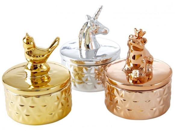 RICE Jewelery Box ANIMALS