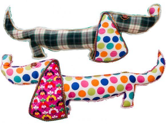 RICE toy dog