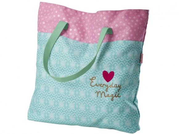 RICE Shopping Bag LACE PRINT