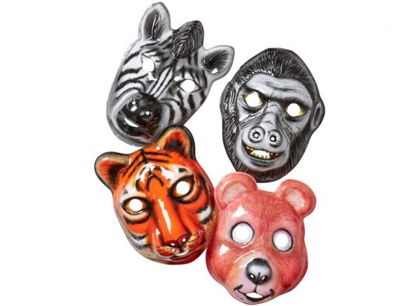 RICE animal mask