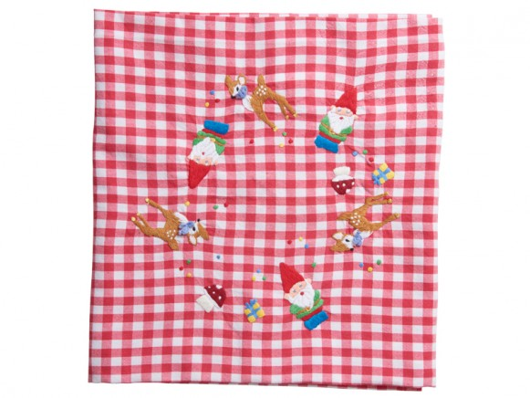 RICE table cloth christmas