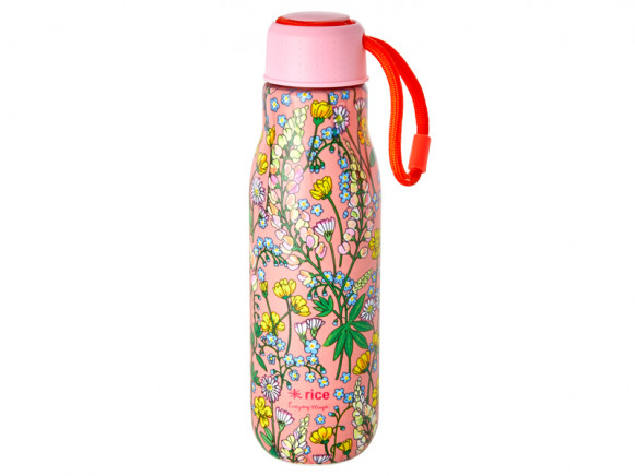 RICE Stainless Steel Bottle LUPIN