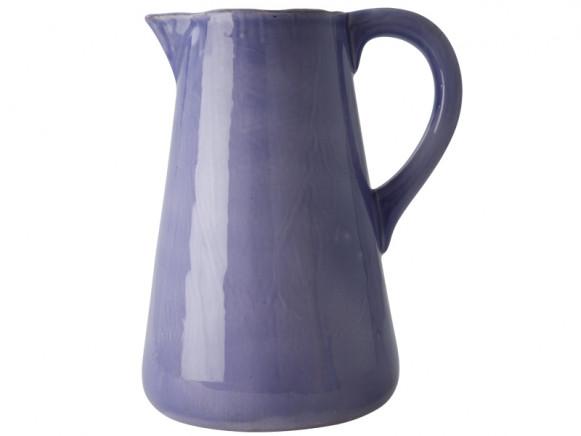XLarge floor vase in lavender by RICE