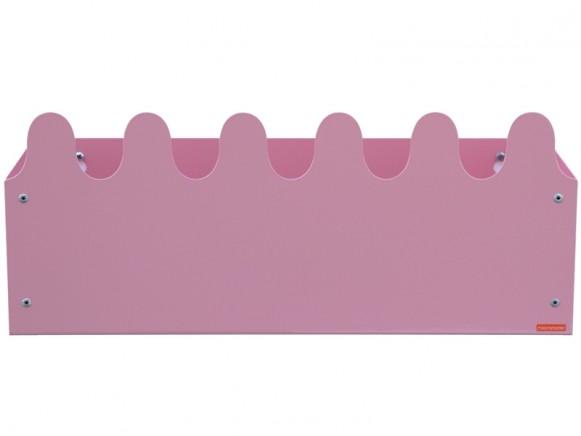 Roommate Shelf SINUS BOX rose