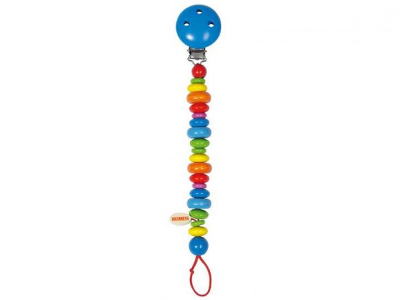 Dummy chain with coloured lenses by Heimess