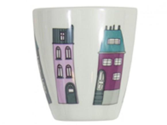 Sebra melamine cup village girl