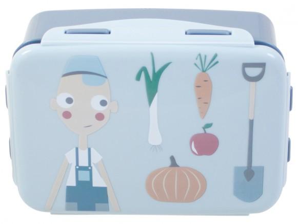 Sebra lunchbox farm boy