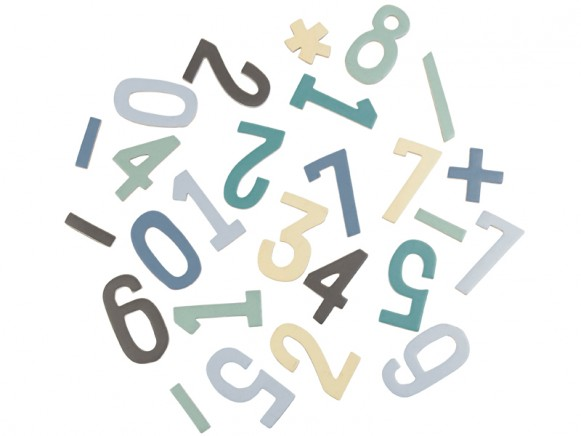 Sebra magnetic numbers mixed boy