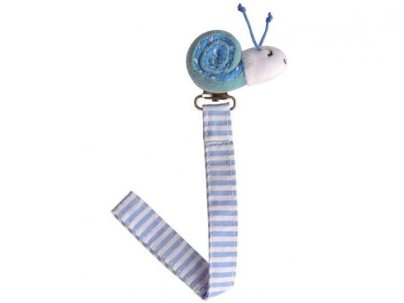 Sindibaba dummy holder snail blue