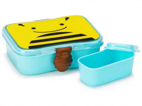 Skip Hop lunchbox Bee