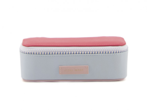 Sticky Lemon Pencil Case ENVELOPE DELUXE light blue