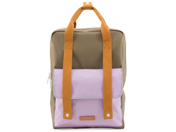 Sticky Lemon Backpack ENVELOPE DELUXE L olive