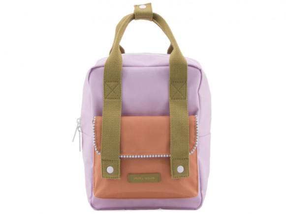 Sticky Lemon Backpack ENVELOPE DELUXE S lilac