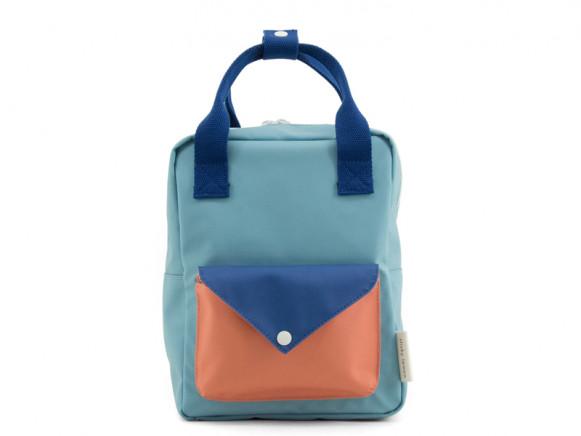 Sticky Lemon Backpack ENVELOPE S denim blue