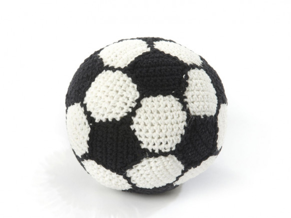 Smallstuff crochet FOOTBALL