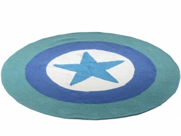 Smallstuff carpet petrol star